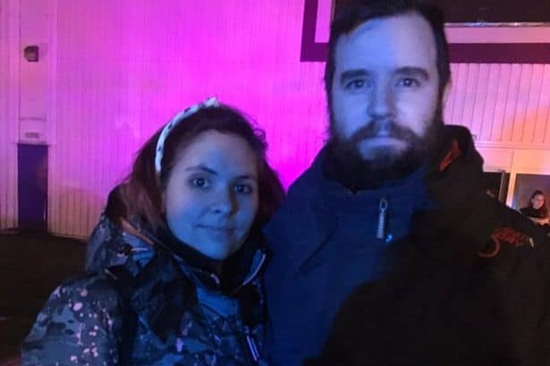 Compo Faces Winter Funland Event City