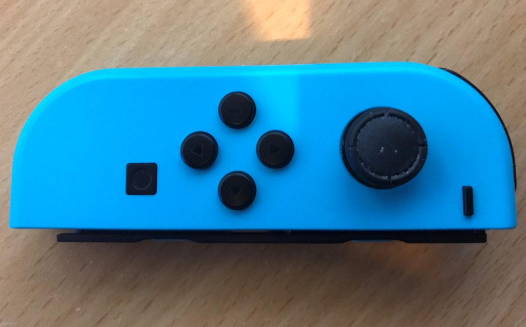 Fixed Nintendo Switch Controller
