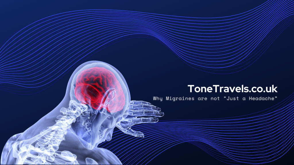 """Why Migraines are not """"Just a Headache"""" 2"""